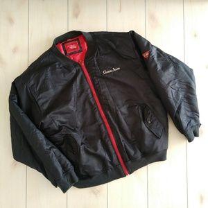 Guess Jeans Vintage N Soul Puffer Jacket Sz 52